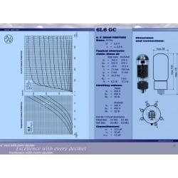 6L6GC Power tube   JJ Electronic