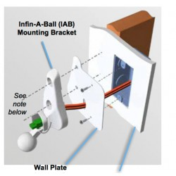 DS-WMP wall mount plate | Community Professional