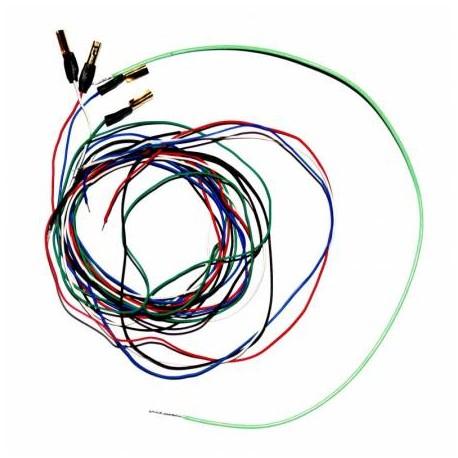 High end tone arm wires set (OFC)   Tonar