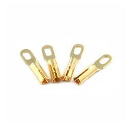 Vergulde aansluitingen voor cartridge of element | Tonar