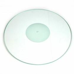 Crystal turntable mat | Tonar
