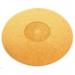 Pure Cork platenspeler mat | Tonar