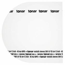 "LP binnenhoes 30cm / 12"" - Nostatic (50 st.) | Tonar"