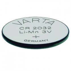 Lithium coin cell Battery CR2032 3V | Varta