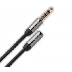 Performance 6,35mm Hoofdtelefoon verleng kabel | QED