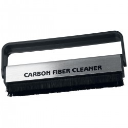 Brush 1 Carbon fiber brush for record cleaning
