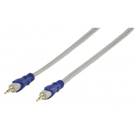 3.5mm stereo mannelijk (Jack) - 3.5mm stereo mannelijk (jack) audio kabel