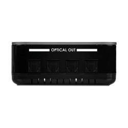 AU-D14 4-way Digital Toslink splitter | CYP