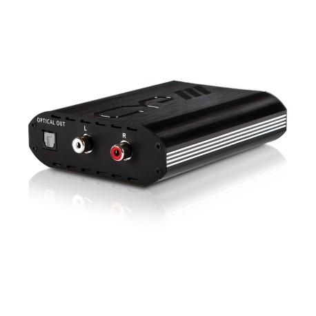 AU-D150 digitaal USB/Optisch (Toslink) naar RCA analoog omvormer | CYP